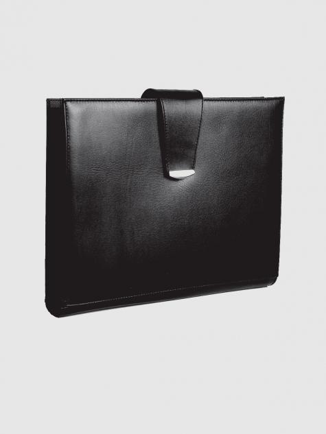 Portfolio with pad
