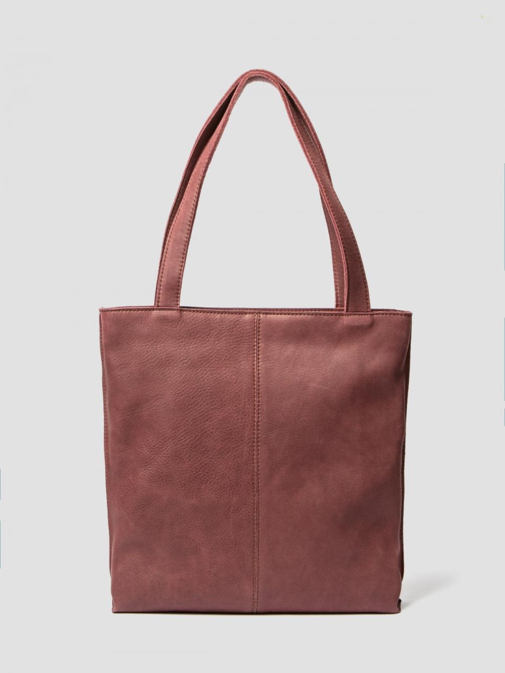 Double Handle Shoulder Bag