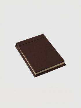 Cuaderno de notas A5 símil piel - Nadal & Co