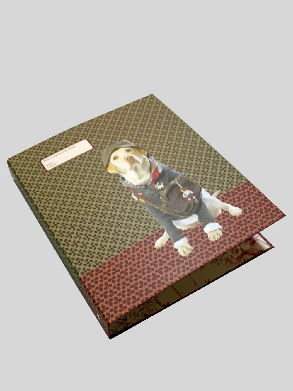 Carpeta-Archivador Doggy