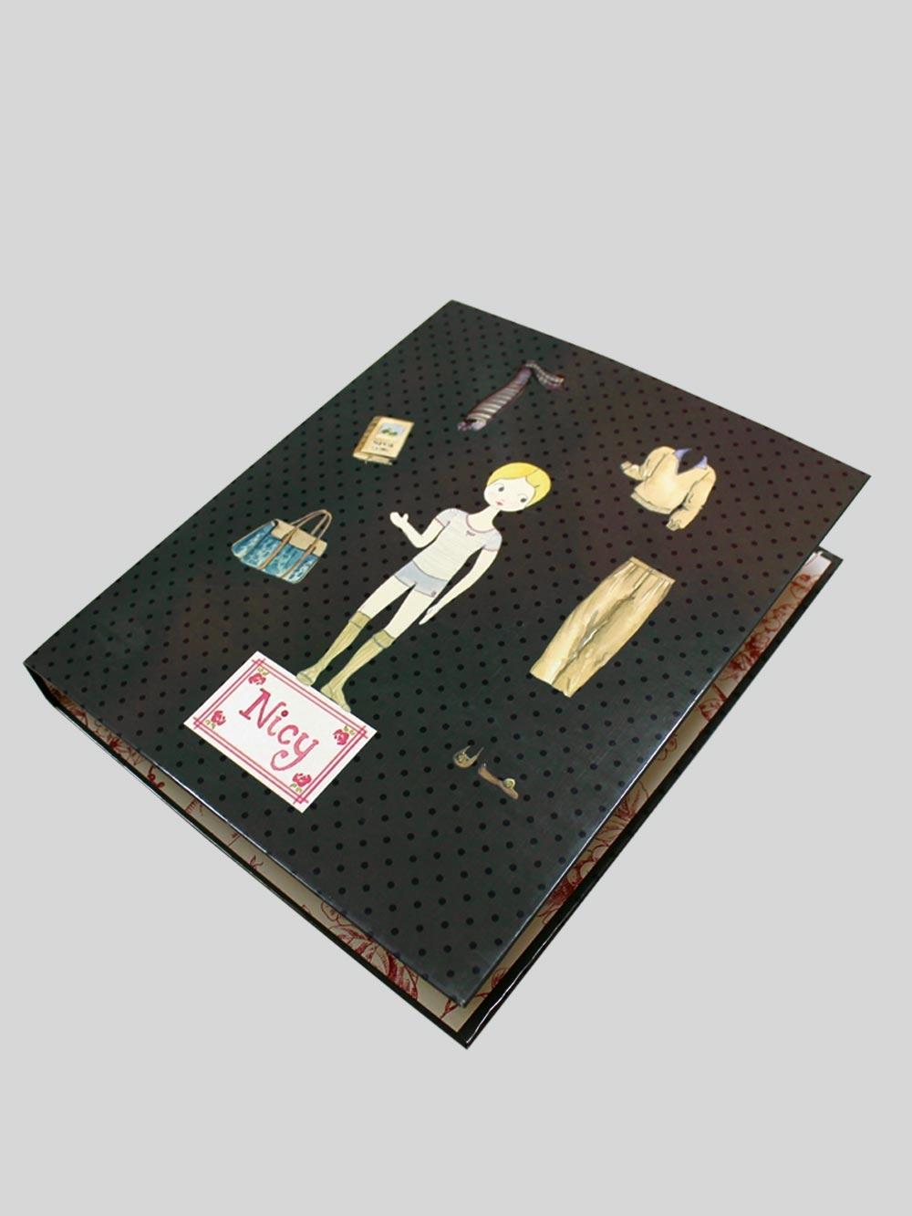 Filing folder Nicy