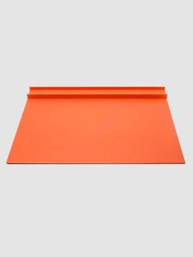 Desk pad with magnetic case